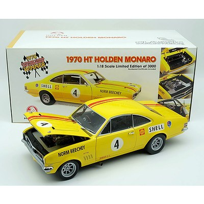 Classic Carlectables 1970 Holden HT Monaro 1:18 Scale Model Car