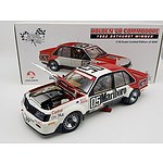 Classic Carlectables 1982 Holden VH Commodore Peter Brock Limited Edition 353/4500 1:18 Scale Model Car
