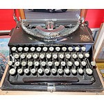 English Imperial Typewriter