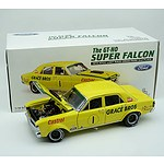 Classic Carlectables 1972 Ford GT-H0 Super Falcon 1:18 Scale Model Car