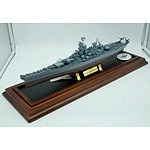 Franklin Mint U.S.S Missouri 1:550 Scale Model Ship