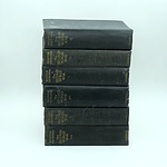 Six Volumes of Winstons Churchill The Second World War