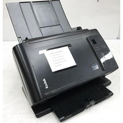 Kodak i2400 Scanner A4 ADF Scanner