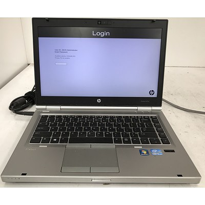 Hp EliteBook 8470p 14.1 Inch Widescreen Core i5 -3320M Mobile 2.6GHz Laptop