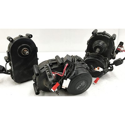 Impulse 2.0 Electric Motors - Lot of 3