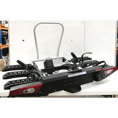 Yakima FoldClick 3 Bike Carrier - Ex Demonstration Model