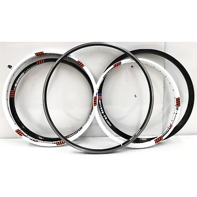 Brand New Rims for Road & Mountain - RRP Over $2,000