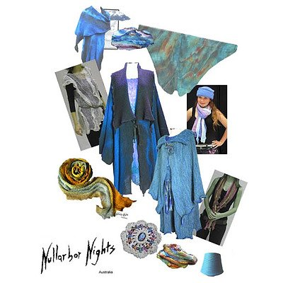 $60 knitwear voucher from Nullarbor Nights