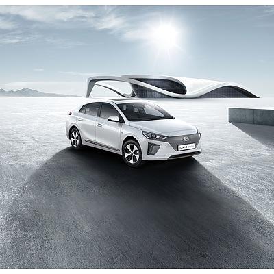 3 day hire of a Hyundai Ioniq Car