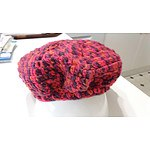 Beanie beret style - made by Jenny Bounds