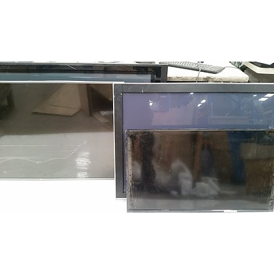 Televisions and Plasma Display - Lot of 4