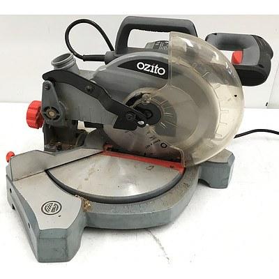 Ozito CMS-210 210mm Compound Mitre Saw