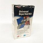 Deflect-o Universal Dryer Vent Kit