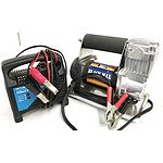 Bushranger Black Max 55X12 Air Compressor & Projecta 12V Battery Charger