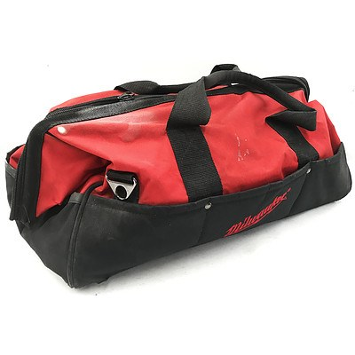 Milwaukee Tool Bag with Brand New Tools - RRP Over $800