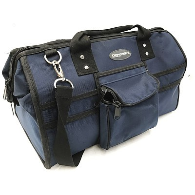 CraftRight Tool Bag with Hand Tools