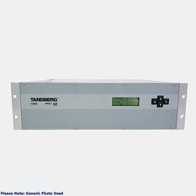 Tandberg TT4030 MPEG2 DVB Multi-Channel Transport Stream Monitor