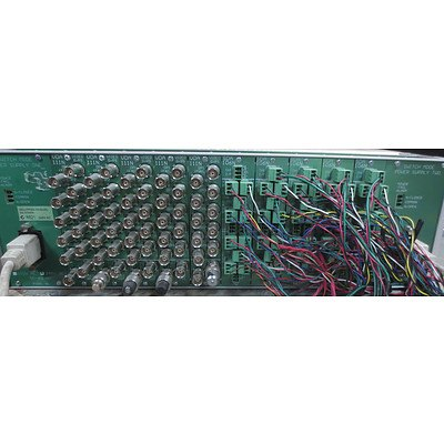 ProVideo 3RU-FPSN-10-DUAL Rackmount Broadcast Module