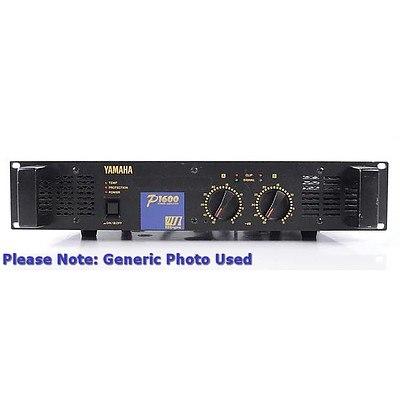 Yamaha Power Amplifier P1600