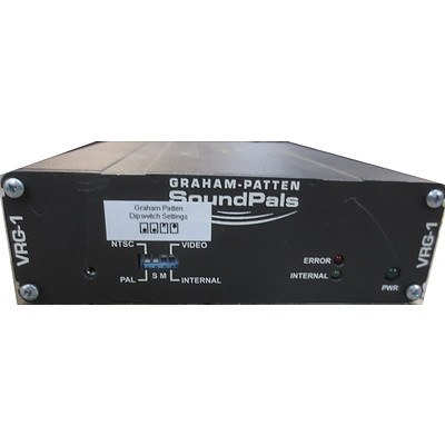 Graham-Patten VRG-1 Soundpal