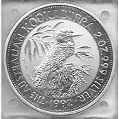 Australia PROOF Two Ounce Kookaburra Coin