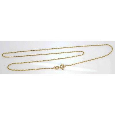 Italian Chain 9ct Gold