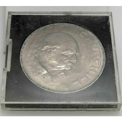 England Churchill Crown 1965