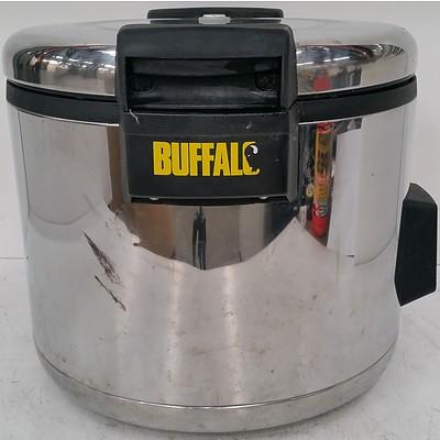 Buffalo Commercial Rice Cooker