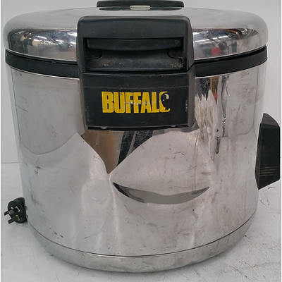 Buffalo Commercial Rice Cooker