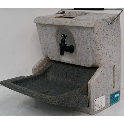 Tealwash Handeman Portable Insulated Hand Wash Unit