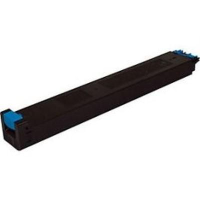 Sharp MX-51GT-CA Cyan Toner Cartridge - Lot of 5 RRP $700+