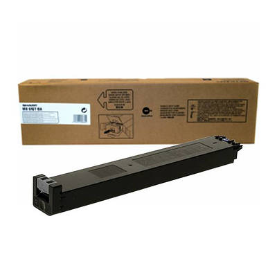 Sharp MX-51GT-BA Black Toner Cartridge - Lot of 3 RRP $300+