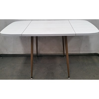Retro Drop Sided Table