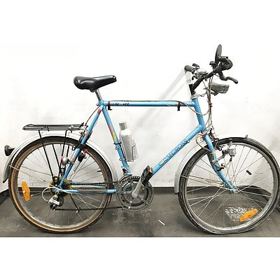 GraeCross City Life 12 Speed Hybrid Bike