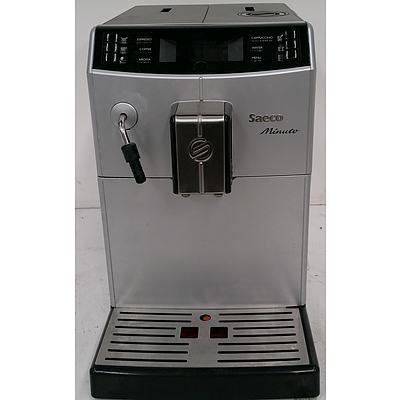 Saeco Minuto Automatic Espresso Machine