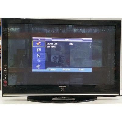 Samsung PS-50Q7HD 50 Inch Plasma Television
