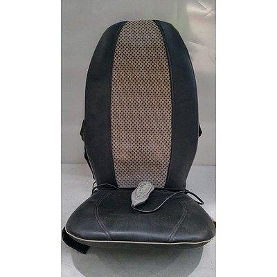Homedics Shiatsu Massage Seat Cover