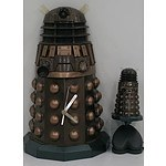 Dalek Clock and Dalek Web Camera
