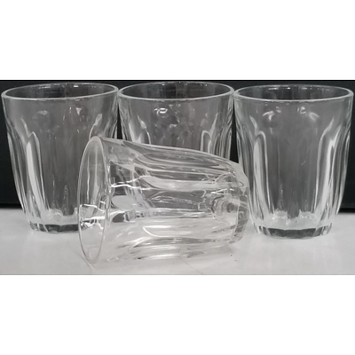 Olympia 230ml Toughened Juice Glasses - Lot of 24 - New