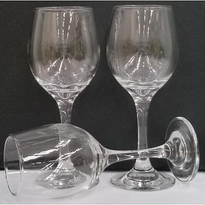 Olympia 245ml Wine Glasses - Lot of 48 - New