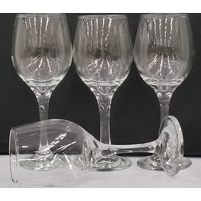 Olympia 245ml Wine Glasses - Lot of 30 - New