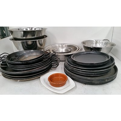 Large Selection of Commercial Utensils, Crockery, Cookware, Glassware and Food Service Equipment