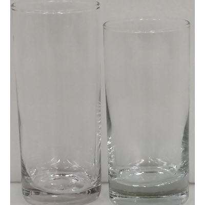 Glass Water Tumblers - Lot of 72 - New