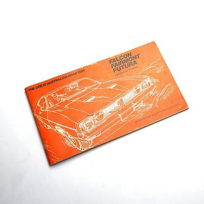 Falcon Fairmont Futura Operation Manual