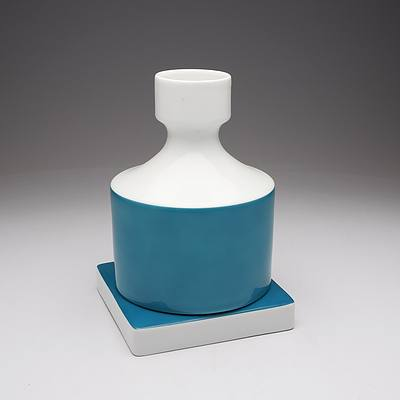 Rosenthal Studio Line Vase and Stand