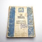 LH Torana Service Manual