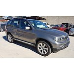 11/2005 Bmw X5 3.0d E53 4d Wagon Grey 3.0L