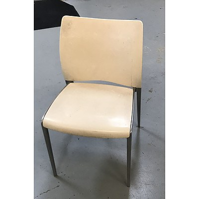 Cafe Chairs - Lot of 74