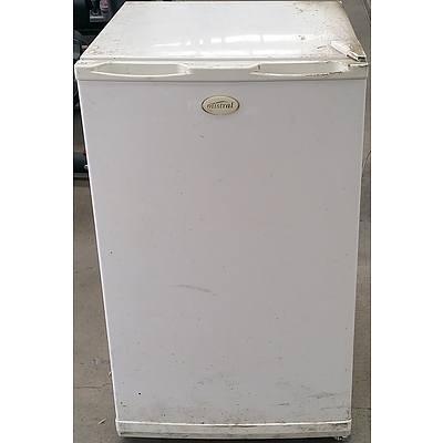 Mistral 80 Litre Upright Freezer