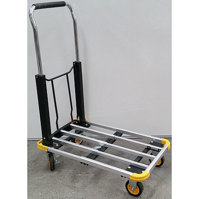 Workzone Aluminium Folding Trolley